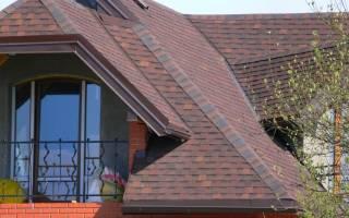 Устройство конька мягкой кровли: как утеплить конек на крыше?