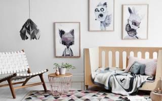 Особенности оформления интерьера в скандинавском стиле