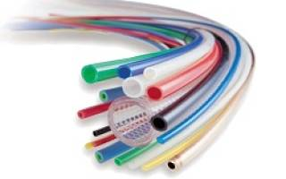 Фторопластовые трубы и шланги: где используются, главные особенности изделий