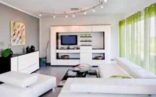 Дизайн квартиры с белой мебелью