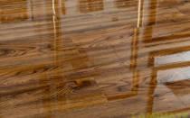 Глянцевый ламинат. Советы по укладке