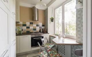 Кухня 4 квадратных метра дизайн фото
