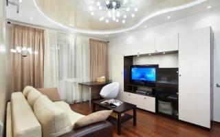 Дизайн комнаты в квартире 18 кв м