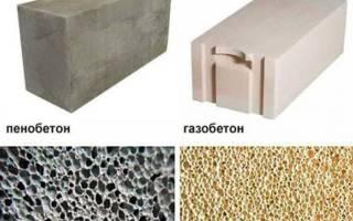 Как сделать стену из газобетонных блоков