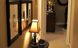 Дизайн интерьера узкой прихожей в квартире