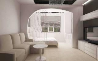 Дизайн интерьера квартиры 18 кв м