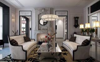 Серо белый интерьер гостиной фото