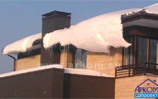 Вес снега на 1 м2 таблица, снеговой район Москвы