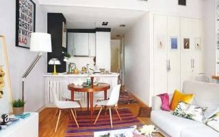 Дизайн интерьера небольших комнат