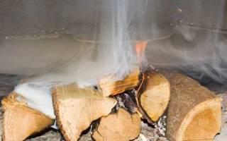 Как убрать сажу из дымохода?