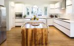 Кухня 40 кв м дизайн фото