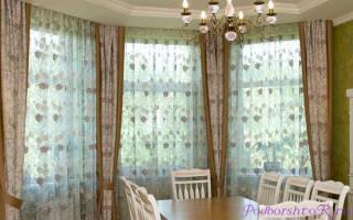 Дизайн комнаты с 3 окнами