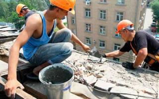 Капитальный ремонт кровли многоквартирного дома технический регламент, капремонт крыши