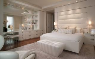 Дизайн интерьера спальни в современном