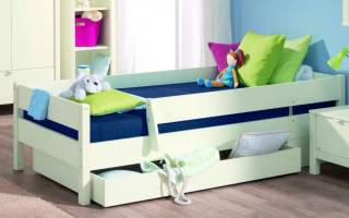 Дизайн кровати для мальчика
