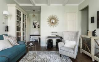 Красивые интерьеры гостиной в классическом стиле