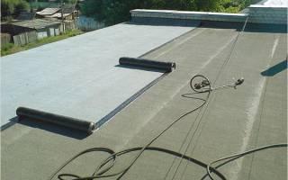 Чем заделать крышу гаража от протекания