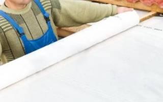 Кровельные пленки для паро и гидроизоляции крыши: полиэтиленовая мембрана