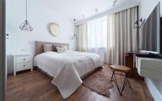 Дизайн потолка в спальне из гипсокартона фото