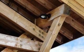 Чем обработать стропила и обрешетку крыши?