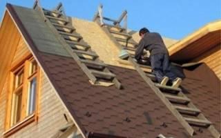 Чем лучше покрыть крышу дома и дешевле?
