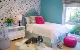 Дизайн маленькой комнаты для подростка девочки