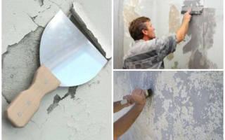 Можно ли шпаклевать по краске стены