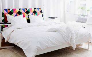 Дизайн икеа спальня