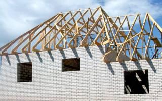 Что такое мауэрлат в строительстве крыши?