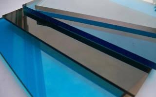 Монолитный поликарбонат свойства и применение