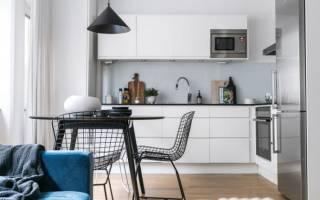 Кухня 8м2 дизайн
