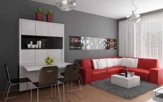 Дизайн маленьких комнат в общежитии
