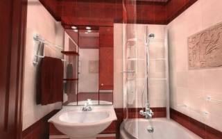 Интерьер ванной комнаты картинки