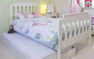 Дизайн кровати для детей
