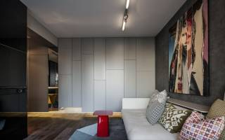 Дизайн интерьера спальни 18 кв м фото
