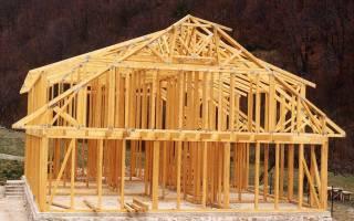 Каркасный дом стоимость работ смета