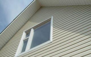 Как подшить фронтон крыши?