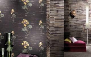 Дизайн комнаты поклейка обоев