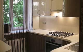 Кухня 6м2 дизайн фото