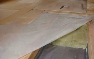 Утеплитель для перекрытий по деревянным балкам