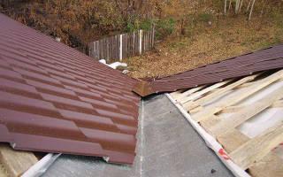 Стропильная система сложной крыши с ендовой