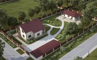 Дизайн проекты земельных участков