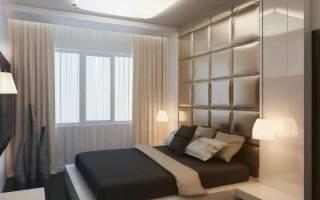 Дизайн спальни 16 кв метров