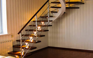 Как сделать раскладную лестницу на чердак, складная лесенка