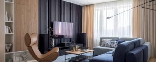 Дизайн интерьера жилых помещений