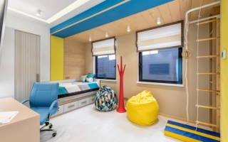Дизайн интерьера для школьников