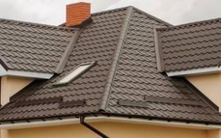 Шумоизоляция крыши дома из металлочерепицы
