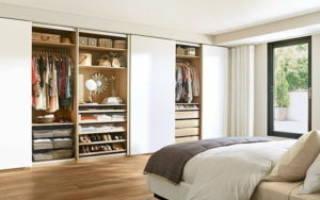 Дизайн красивых шкафов купе