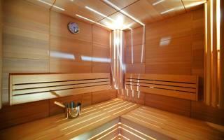 Кухня в бане интерьер