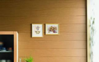 Какие панели лучше для кухни на стену